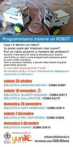 Robotica in biblioteca