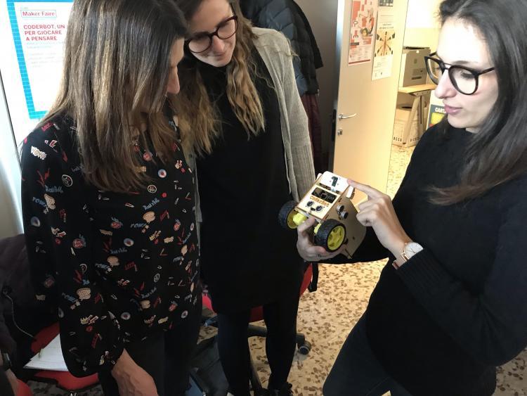 Ad Arluno si fa scuola con CoderBot