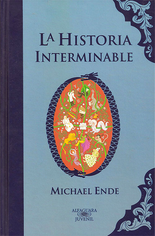 Michael Ende - La Historia Interminable