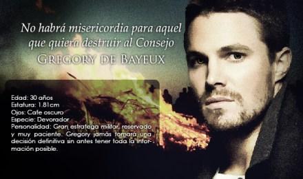 Gregory De Bayeux