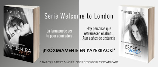 Serie Welcome to London