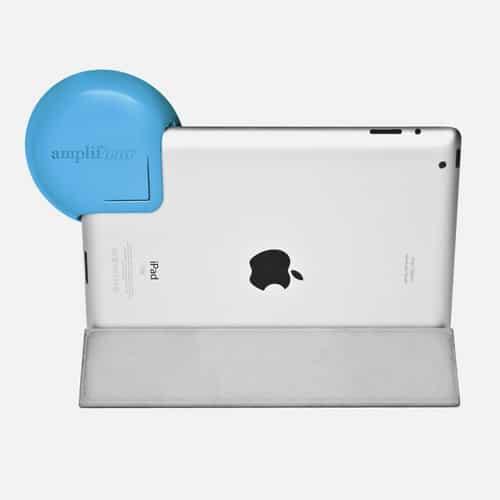 Amplifiear for iPad - Blue