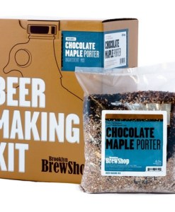 Brooklyn Brew Shop Beer Making Kit - Chocolate Maple Porter
