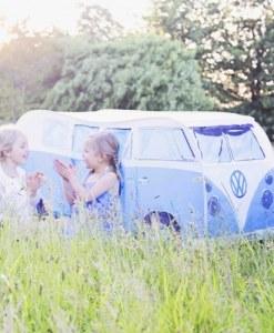 VW Camper Van Kids Tent - Blue