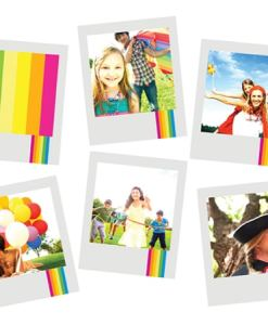 Polaroid Magnetic Photo Frames