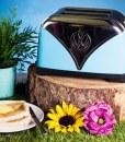 Volkswagen Campervan Toaster – Blue