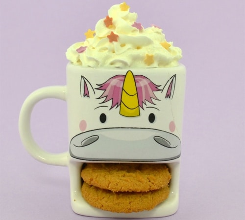 Unicorn Cookie Cup