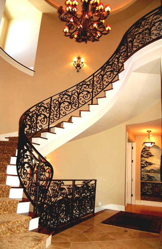 20 Beautiful Stair Designs