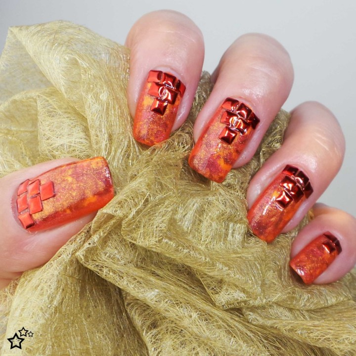 fire-1 | Nailart | YuStSoMe