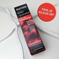 Syoss Color Refresher | Rood haar