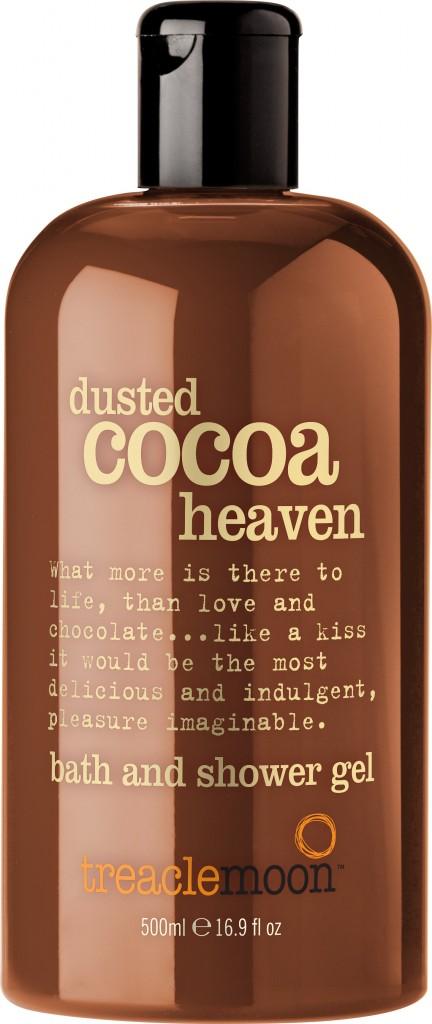 Treacle Moon Cocoa Dusted Heaven