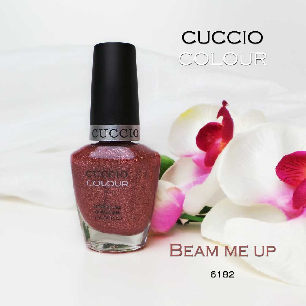 Cuccio Colour | Beam me up | Swatched it