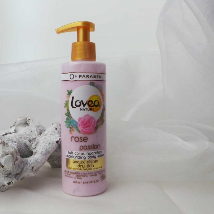 Lovea-shampoo-shower-gel-body-lotion-yustsome-review-blog-beauty-RosePassion