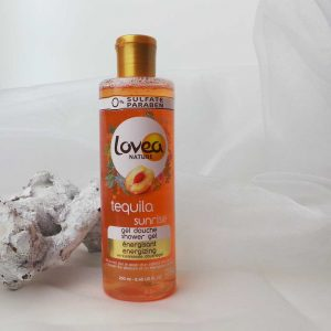 Lovea-shampoo-shower-gel-body-lotion-yustsome-review-blog-beauty-TequilaSunrise