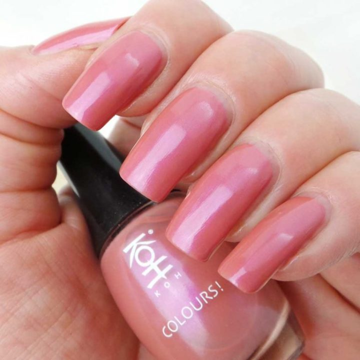 Dirty-Pink-Koh-nagellak-nailpolish-swatch-nails-yustsome-review-1