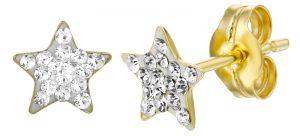 14kt-gouden-kinderoorbellen-ster-kristal