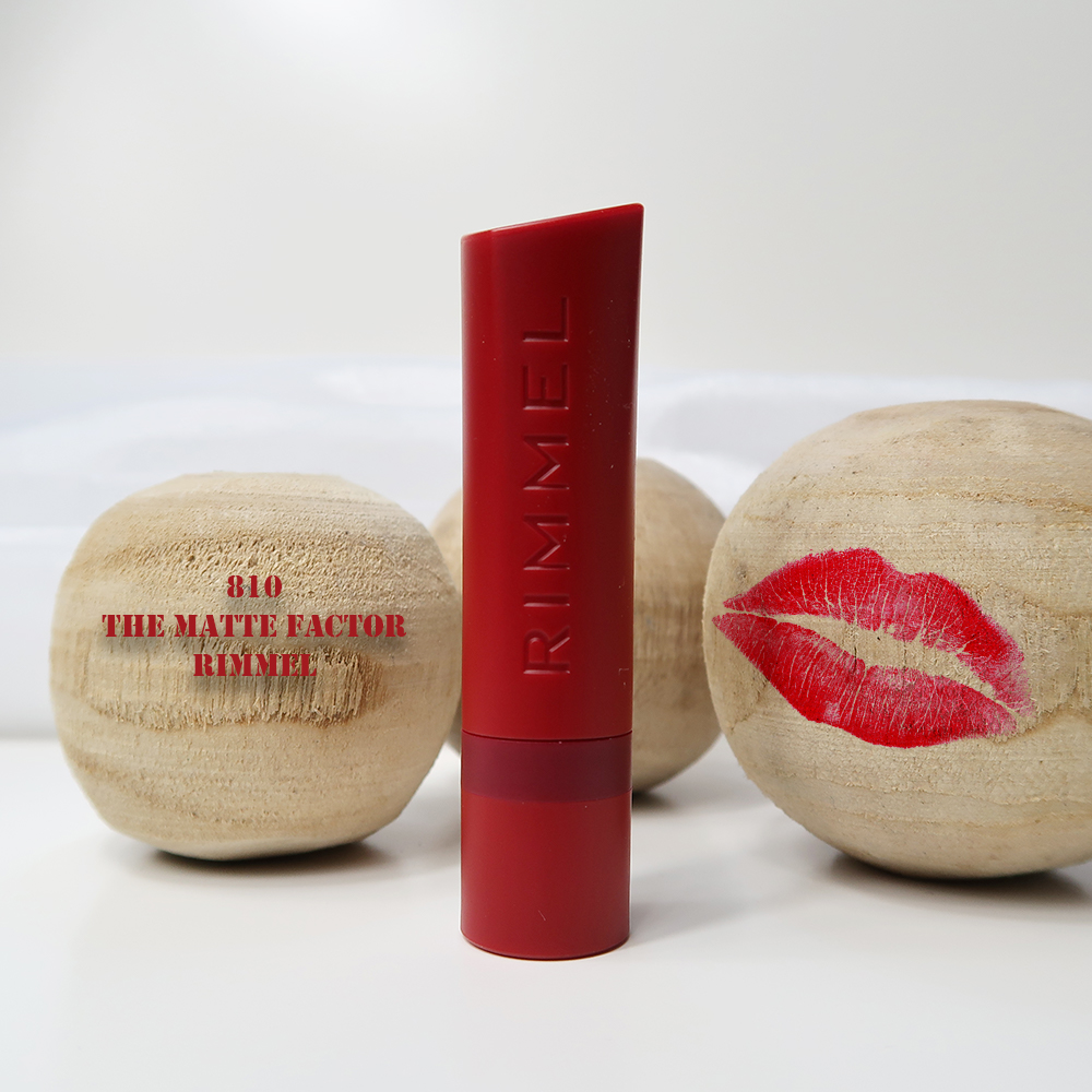 810 The matte factor | Lipstick review
