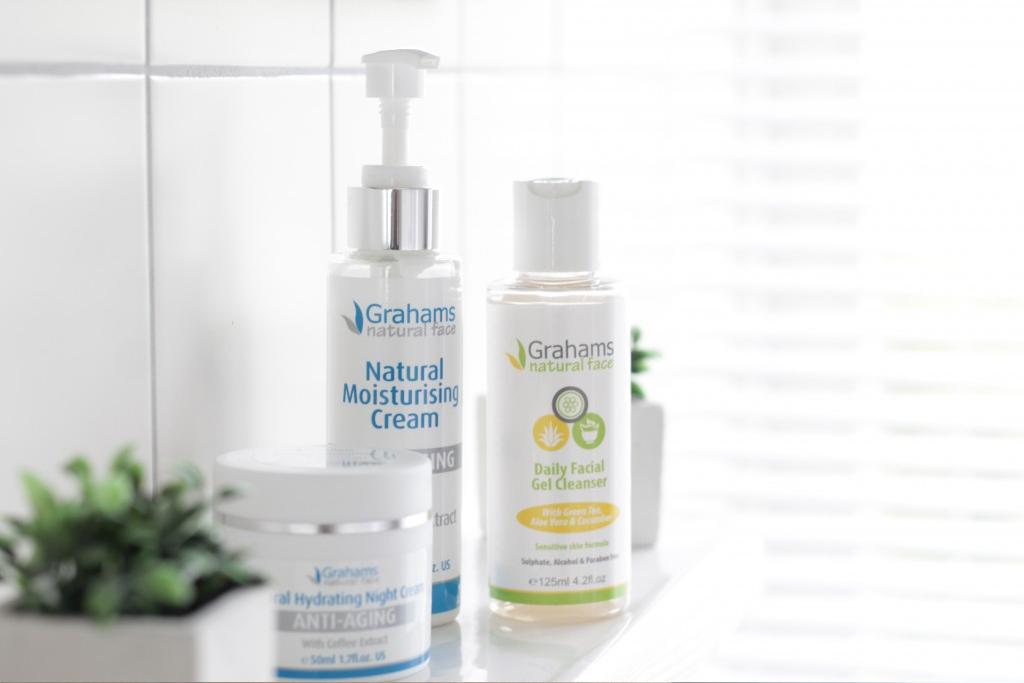 Grahams lanceert nieuwe face care- producten