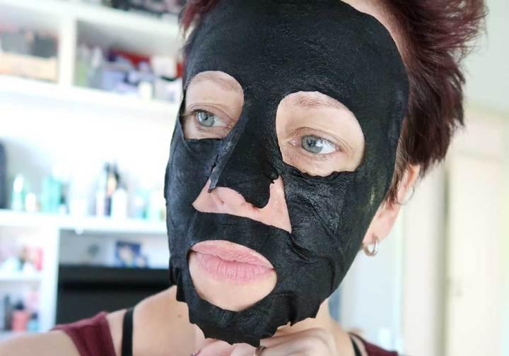 Balea-nose-strip-black-mask-tuchmaske-aktivkohle-review-beauty-blog-yustsome-3a