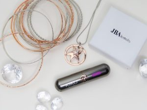 JBA jewels, Kiko, Milano, 12, unlimited stylo, lipstick, rosé, gold, star, wish, shopping, beauty, blog, yustsome