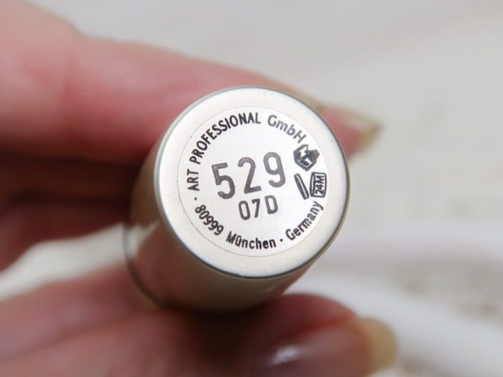 Arabesque, 529, lipstick, lip, professional, beauty, gloss, yustsome, glow,