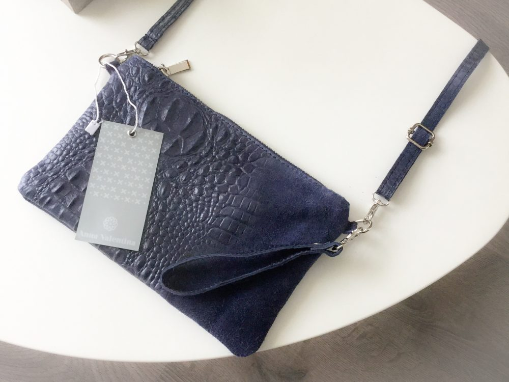 #fashionover40   Clutch of mini schoudertas?