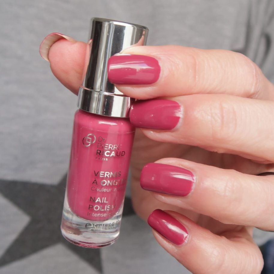 Dr. Pierre Ricaud, pierre, ricaud, nailpolish, nagellak, vernis, ongles, review, Swatch, vieux rose, rose bouquet, beauty, blog, blogpost