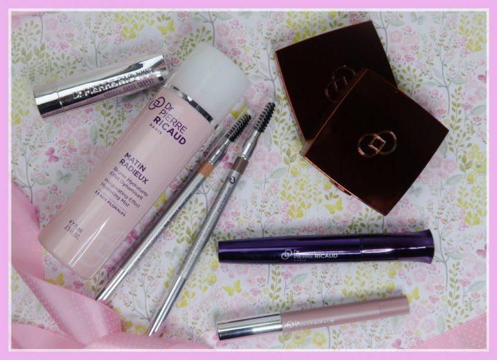 Dr. Pierre Ricaud, make-up, look, eyebrow, lipstick, hydratating mist, eyepencil, yustsome, besuty, blogger