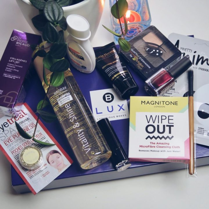 B lux, blux, box, unboxing, beauty, boxes, christmas, edition, 2017, uitpakken, yustsome, beautyblog, blogger, blog