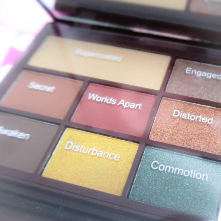 Mint, Chocolat, palette, eyeshadow, i, heart, make-up, make-up, beauty, blog, blogpost, yustsome, mus