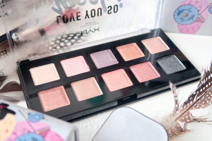 Love, you, so, mochi, Nyx, cosmetics, eye, shadow, palette, beauty, cosmetics, bblogger, blogpost, review, yustsome, 40plus