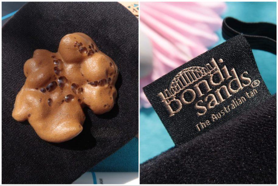 Bondi, Sands, tanning, foam, zelf, bruiner, review, beauty, blog, post, yustsome, bruin, zonder, zon