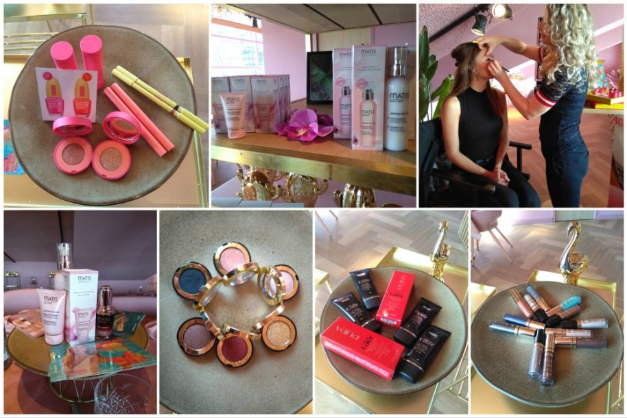 Care, cosmetics, for, life, event, mama Kelly, Amsterdam, Pupa, Matis, new, collection, makeup, beauty, blog, yustsome