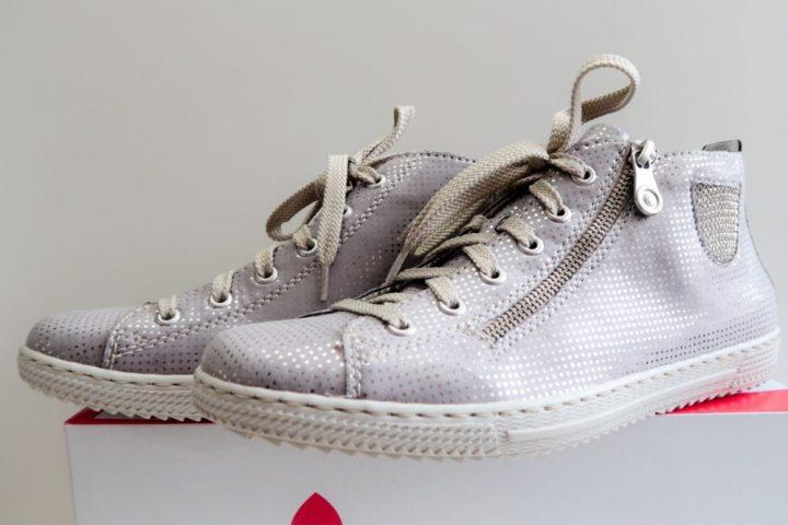 Makkelijke schoenen dat is toch voor oma's? | RIEKER