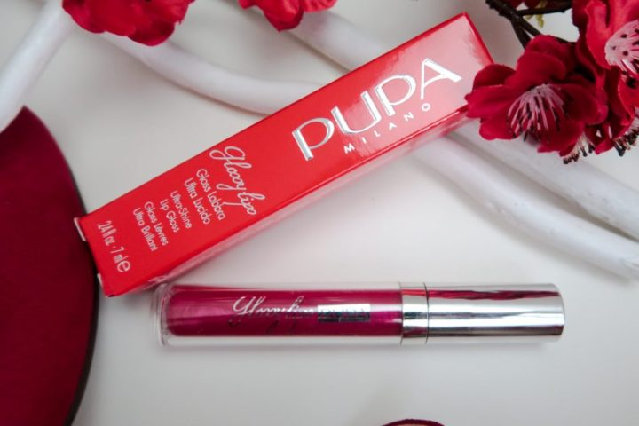 Pupa, Milano, shimmering, Ruby, 403, lipgloss, sexy, lips, beauty, blog, cosmetics, makeup, care, yustsome, bblog