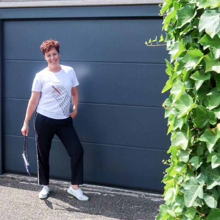 Karl, Lagerfeld, fashion, fashionista, shirt, white, Silver, plane, shoes, trouser, jogger, yustsome, mode, blog, Brabant