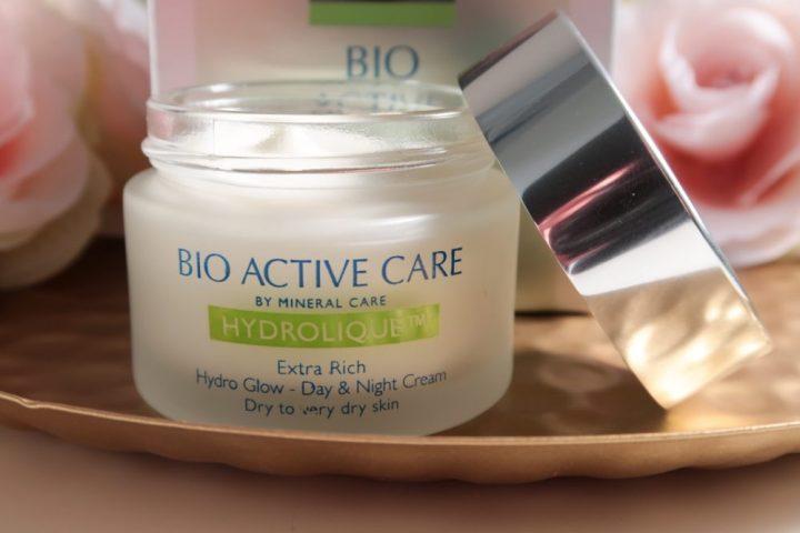 Bio Active care, Mineral, skin, huidverzorging, dode zee, mineralen, herstellen, huid, Hydro, glow, beauty, skin, beautysome.nl, review, dry, droge 2
