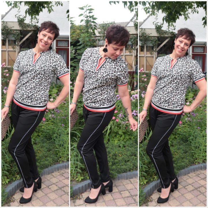 Animal, print, fashion, explain, clothes, mode, beautysome, 50 plus, fabulous, what I wear, model, heuveltex