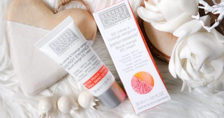 Bernard Cassiere, EE crème l'orange sanguine, ee crème, huidverzorging, beauty, review, test,