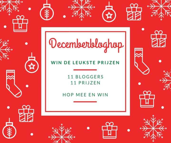 December bloghop | met diverse mooie prijzen