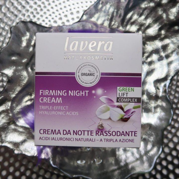 Lavera, night, Cream, nacht, crème, firming, verstevigend, beautysome, oog, oogcrème, wallen, kringen, vermoeide