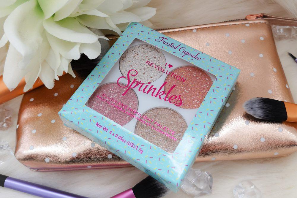 Sprinkles | Wat een glow op je wangen | I ❤️ Revolution