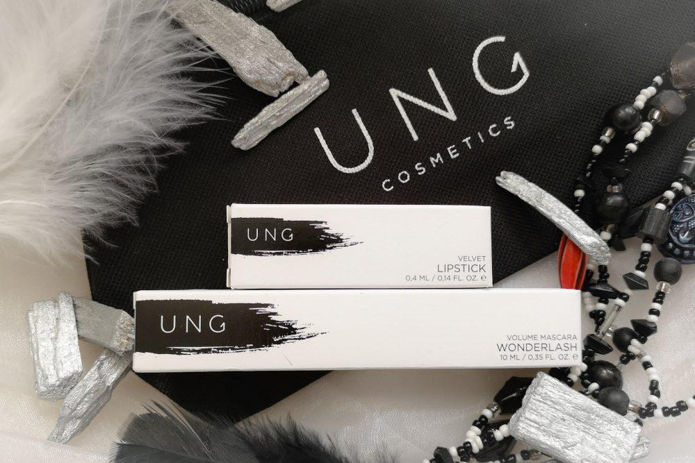 UNG Cosmetics   Deense vormgeving gecombineerd met make-up