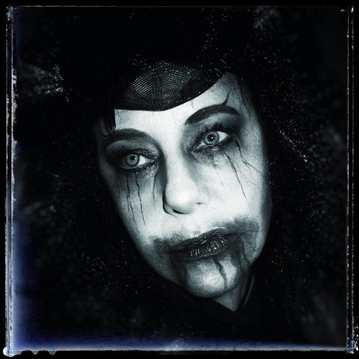 Halloween, vampier, Dracula, woman