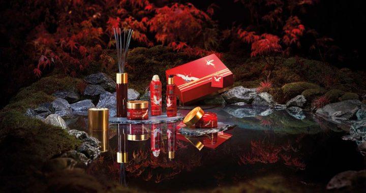 Tsuru, rituals, kraanvogel, legende, geschenk, Japan, kaars, bruisbal, douche, body butter, beautysome