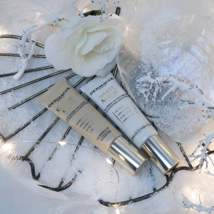 Dermacol, longwear, foundation, white magic, pore, Filler, primer, long lasting, smudge proof