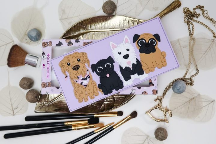 Revo-Pooches Palette | REVOLUTION makeup