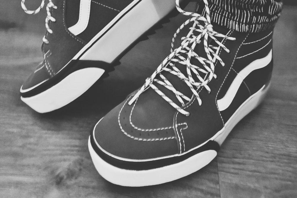 Vans sneakers, voor jonge en belegen dames