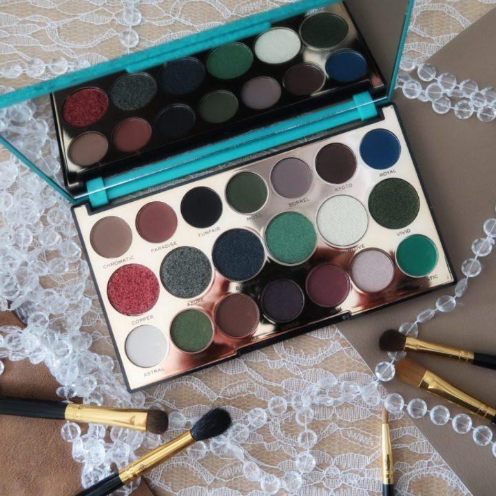 smaragd, groen, emerald, revolution, make-up, makeup, oogschaduw, smokey, eyes, ooglook, beautysome, yustsome