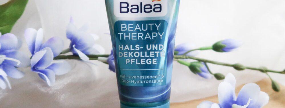balea, hals, decolleté huid, verslapping, crème, , anti, ageing, veroudering, help, elastine, collageen, elasticiteit, verslapt